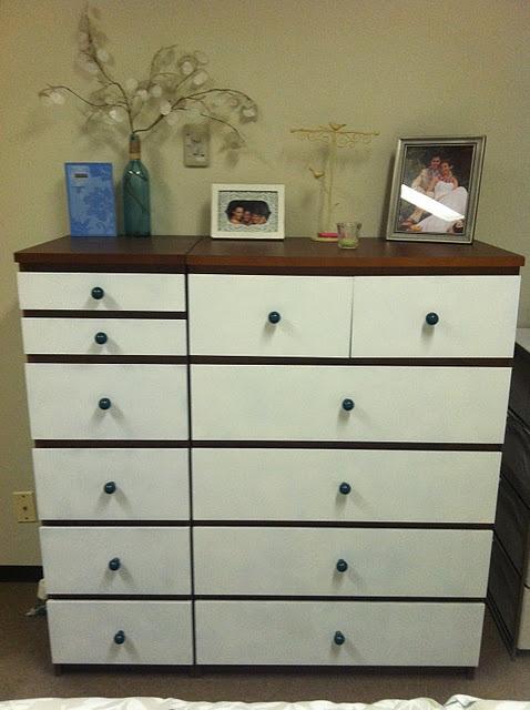 The Malm Dresser Appears To Be A Very Useful Ikea Piece