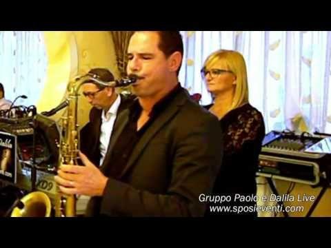 Band musicale violino e sax matrimonio LeccePaolo e Dalila Live gruppo musicale per matrimonio Lecce e provincia. varie formazioni musicali con sax e violino info 3334623722 - 3314210241