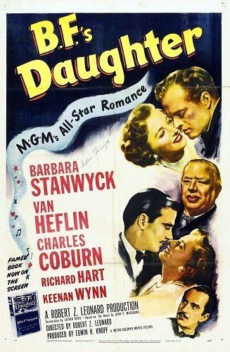 La rebelde (1948) MGM
