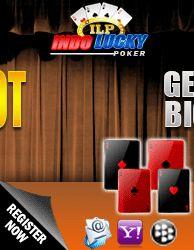 indoluckypoker - poker online indonesia
