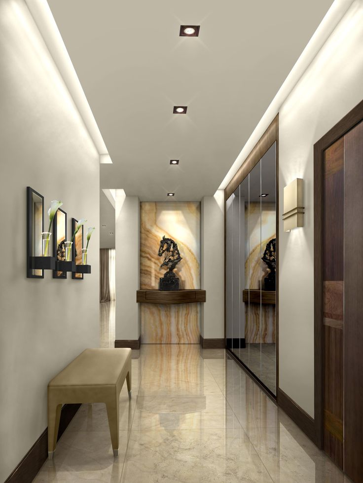 Entrance - Modern style