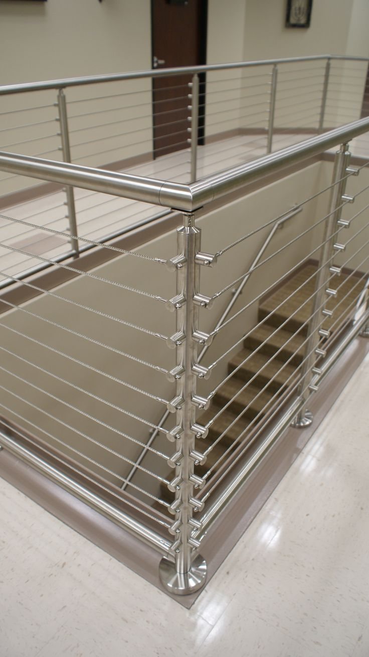 Best stainless steel cable railing ideas on pinterest