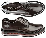 Prada Shoes for Men, Spring/Summer 2013
