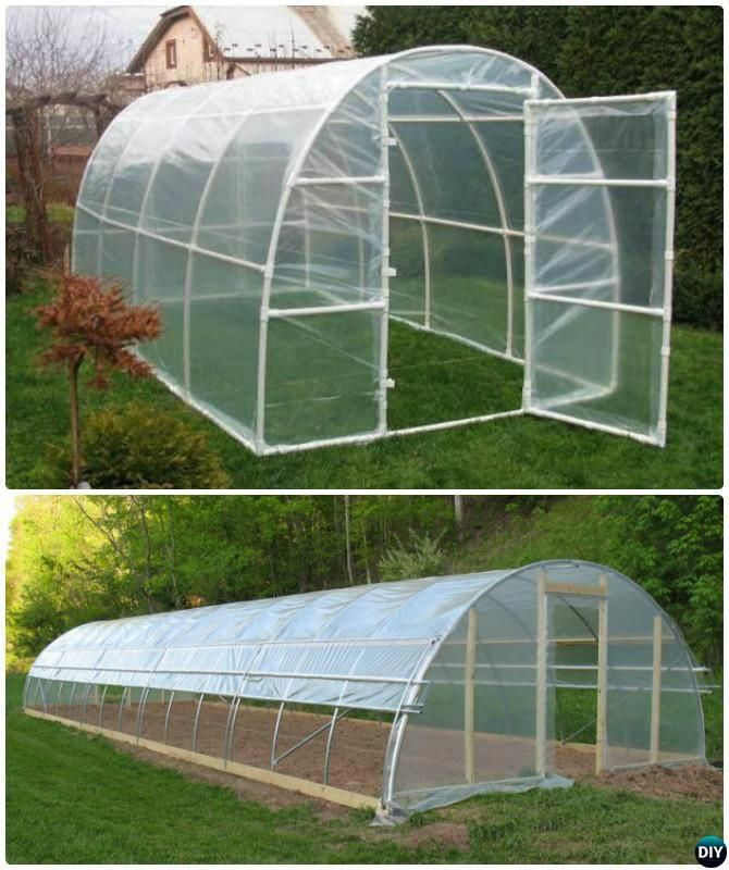 How To Build A Greenhouse Diy Pvc Pipes