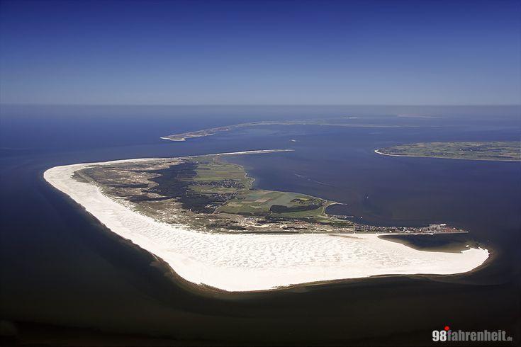 Luftbilder - Amrum - Allgemeines zu Amrum - Kuestenforum Nordsee