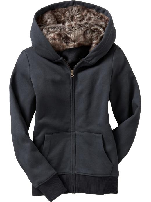 hoodies!  I love them and always will.  I will be a little old lady and will be wearing my hoodie.