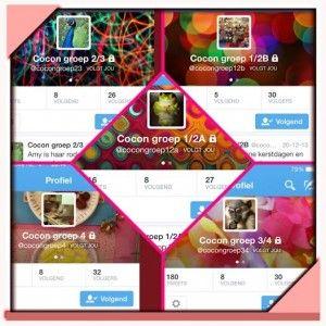 Twitter in de kleutergroep