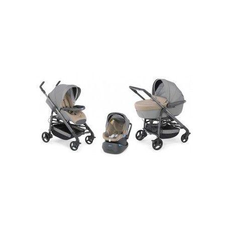 CARRO DE BEBÉ CHICCO TRÍO LOVE 2016: el carro de paseo Chicco Trio Love 2016 es una gran opción para transportar a tu bebé, desde su nacimiento y hasta los tres años de edad