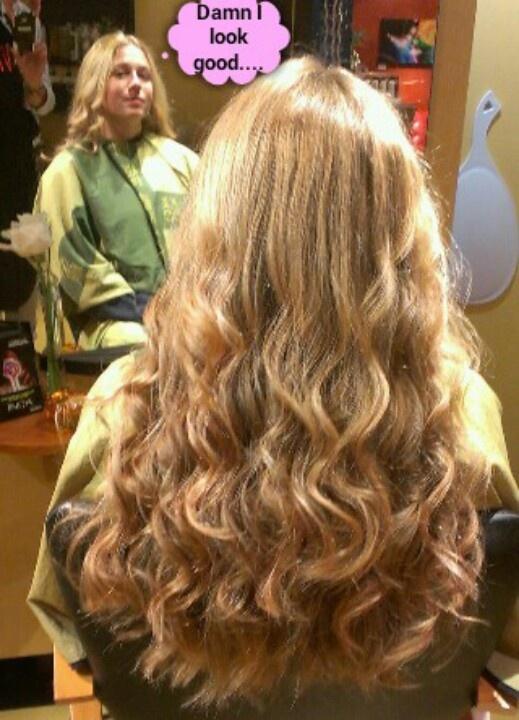 Hair hair and more hair .....love it!