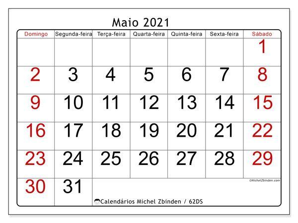 Calendário maio 2021   62DS   Michel Zbinden PT em 2020