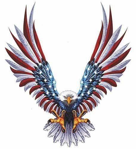 Mejores 24 imágenes de USA en Pinterest   Águila de la bandera ...