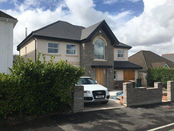 Private development - Cyncoed, Cardiff.