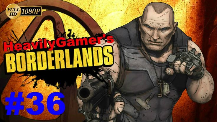 Borderlands 1 (Brick) Gameplay (PC) Part 36: Get Some Answers/Reactivate...
