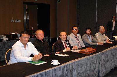 Ciudad de México (lmb.com.mx).- La Liga Mexicana de Beisbol celebró su Asamblea de Presidentes, de cara al inicio de la temporada 2017, la c...