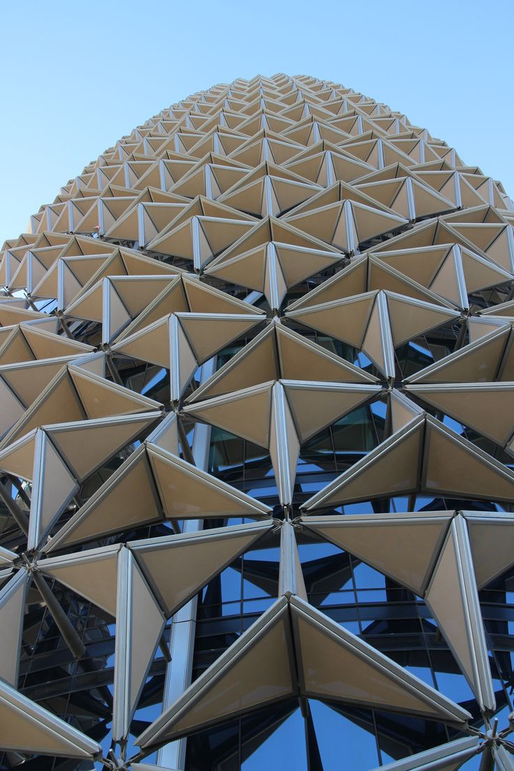 Al Bahar Towers, Abu Dhabi, UAE   Architecture & Buildings ...