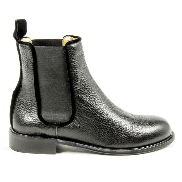 Avec Moderation Womens Ankle Boot PIMLICO BLACK