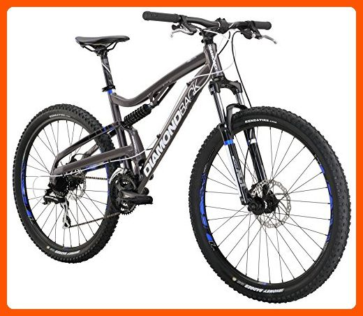 Diamondback Bicycles 2016 Recoil Complete Full Suspension Mountain Bike - Useful things for bikers (*Amazon Partner-Link)