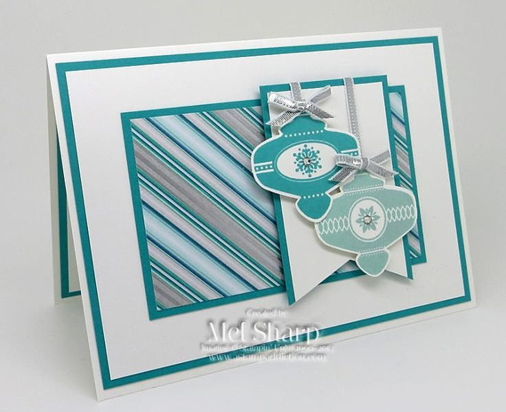 FMS104 Christmas Collectibles by stampinandstuff - Cards and Paper Crafts at Splitcoaststampers