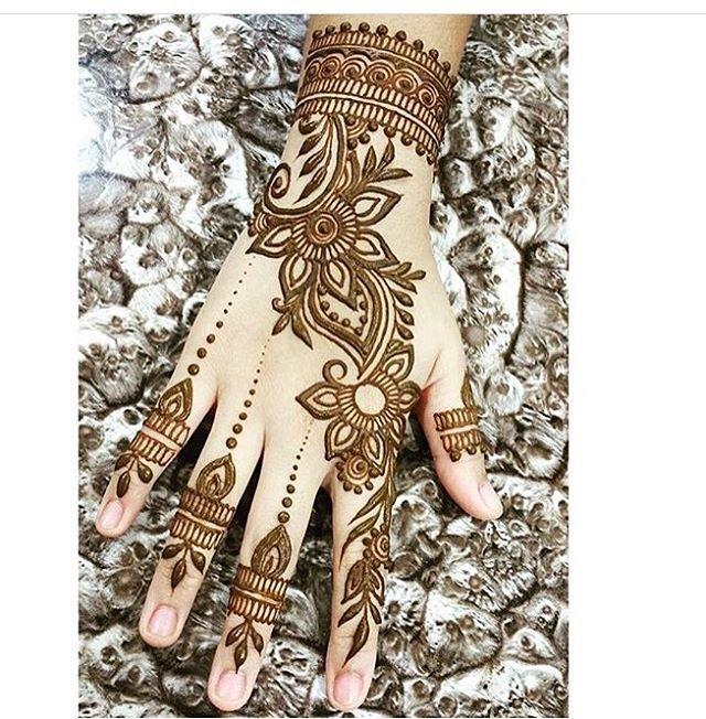 Henna @fauzellaartistry