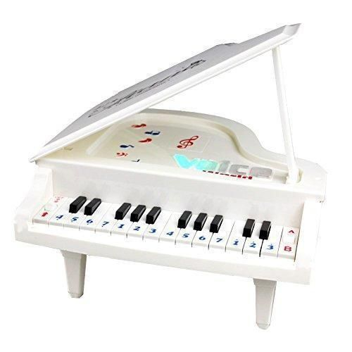 Oferta: 21.99€ Dto: -55%. Comprar Ofertas de Infantil Mini Piano Juguete con 14 Teclas Juego Electrónico con luces y Canciones de Música Regalo para Niños Niñas barato. ¡Mira las ofertas!