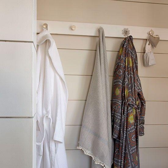Custom Peg Rail Small Bathroom Ideas Housetohome Co Uk