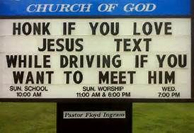 Funny Signs And Sayings - Bing Images..