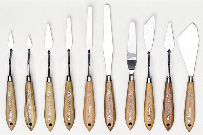 Palette Knife Lessons by Leonid Afremov Painting School. More info here:   http://www.paletteknife.net/