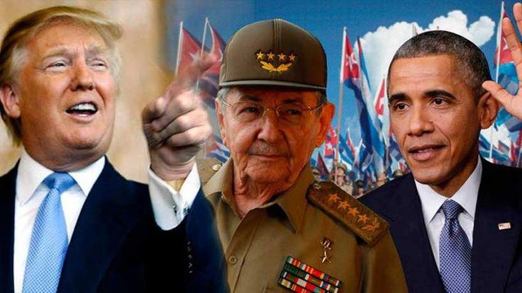 Que significa para Cuba y los cubanos la elección de Donald Trump como presidente
