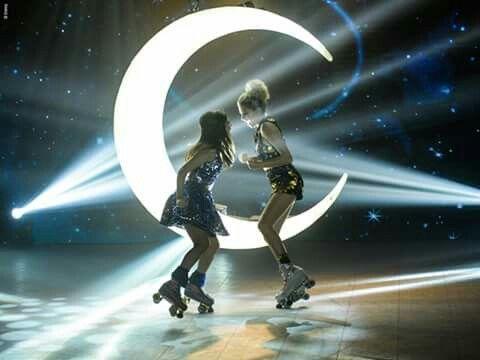 Amabar y Luna #TerminaSoyLuna Primera temporada