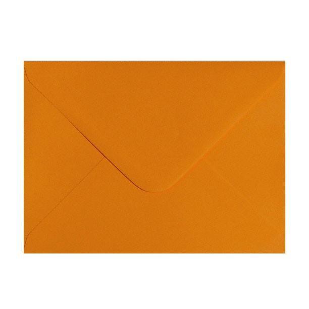 Orange Diamond Flap Gummed  #envelopes #red #black #yellow #enveopes #washer #silver #Mirrors #Autumn #mirror