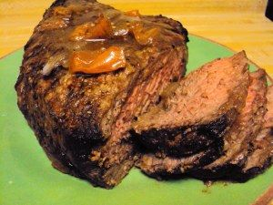 Melt in your mouth Braised London Broil