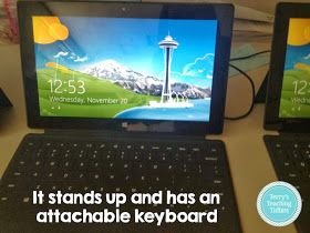 Great post about how to use the  Microsoft Surface in the classroom.
