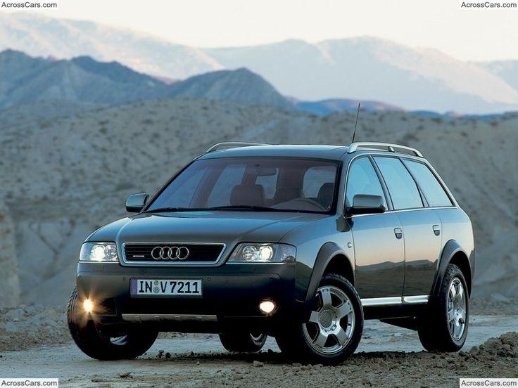 Audi allroad quattro 2.7T (2000)