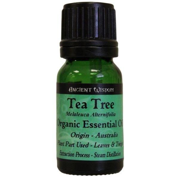 Uleiul esential de arbore de ceai este folosit in racela, gripa, calmeaza tusea si amelioreaza congestia nazala. Vindeca acneea, trateaza infectiile fungice, matreata, infectiile vaginale (candidoza, vaginita), hemoroizii, piciorul atletului, calmeaza durerile musculare si articulare.  #acnee