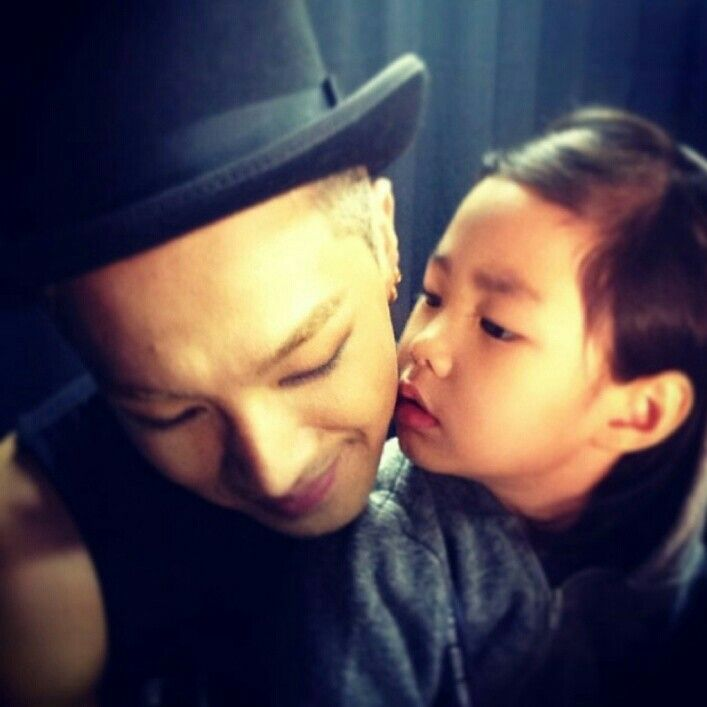 Lee Haru & Taeyang ♡ So cute