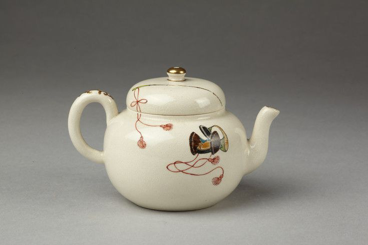 Teapot | Ito, Tozan | V&A Search the Collections
