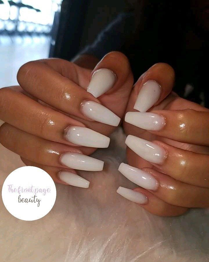 Happydayjasmine Pretty Acrylic Nails Perfect Nails Long Acrylic Nails