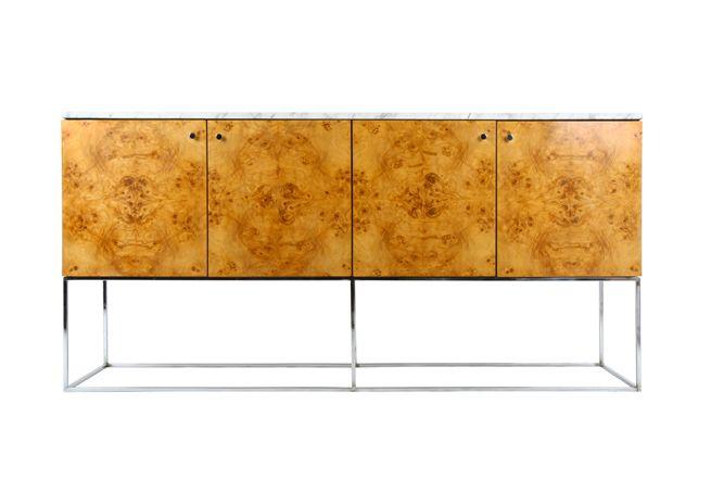 Milo Baughman Credenza for Thayer Coggin - Bid Here - https://www.auctionstuff.co.nz/listing/y-387F3ACE-2DB5-37AF-3778-E5497655E4E5
