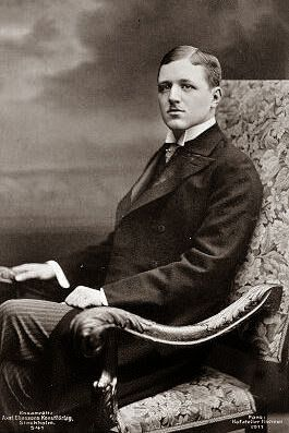 Prince Erik of Sweden & Norway, Duke of Västmanland (1889 – 1918) Swedish prince & Duke of Västmanland. He was the youngest son of King Gustav V of Sweden & his queen, Victoria of Baden. Prince Erik suffered from epilepsy & mild learning difficulties. His exact condition has not been published, but he may have suffered an injury at birth. He was described as handsome & physically healthy & interested in sports. His mental disability was not noticeable in brief conversation...