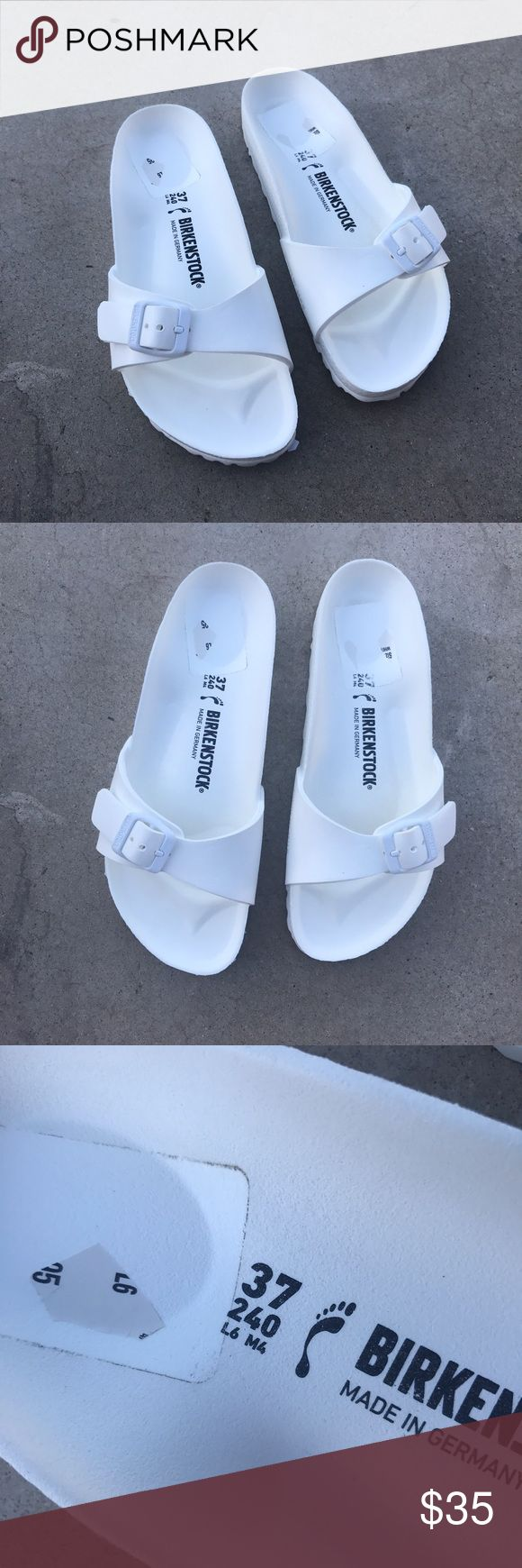 Birkenstocks rubber sandals ❗️ In great condition super clean Birkenstock Shoes Sandals