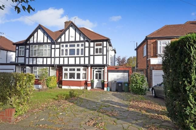 3 Bed Semi-detached House For Sale, Carlton Avenue West, Wembley, Middlesex HA0, with price £750,000. #Semi-detached #House #Sale #Carlton #Avenue #West #Wembley #Middlesex