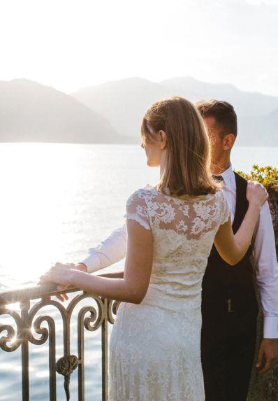 Maggiore Lake, Italy| Photo by Erica Brenci |Styling, art direction Princess Wedding | www.princesswedding.it