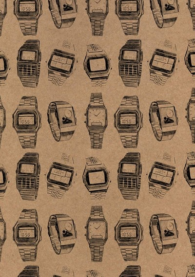 watchesCasio Pattern, Brown Paper Bags, Black Prints, Inspiration Watches, Graphics, Casio Black Watch, Casio Watches, Casio Paper, Men Watches
