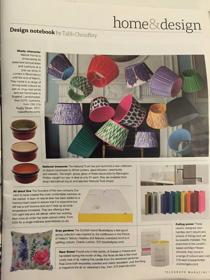 The Telegraph Home And Design Section