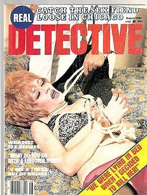August-1980-Real-Detective-Magazine-JOHN-HENRY-JOHNSON-FRANK-BLOETH