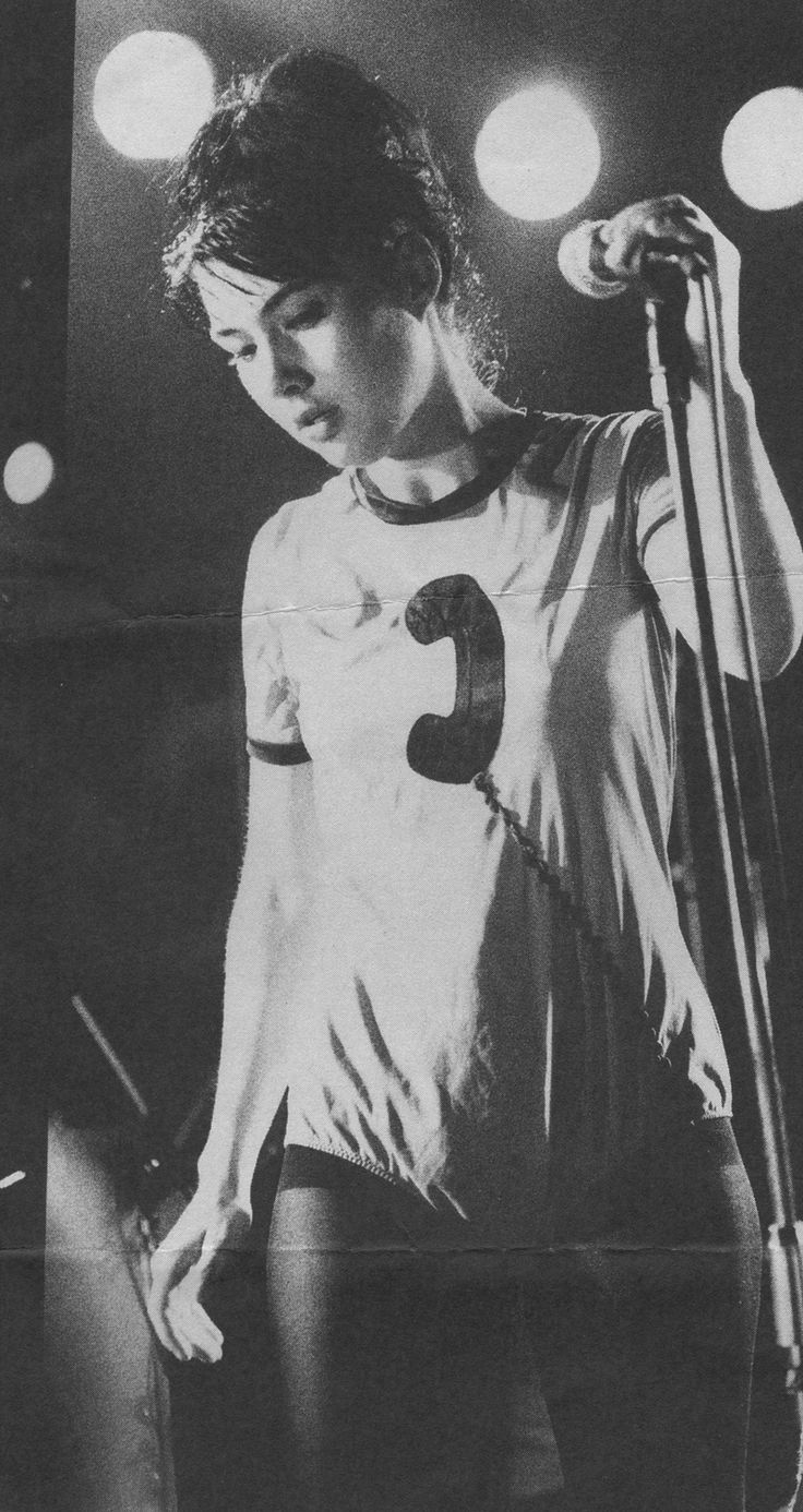 kathleen hanna | Kathleen Hanna is awesome. - Bikini Kill Photo (21517212) - Fanpop ...
