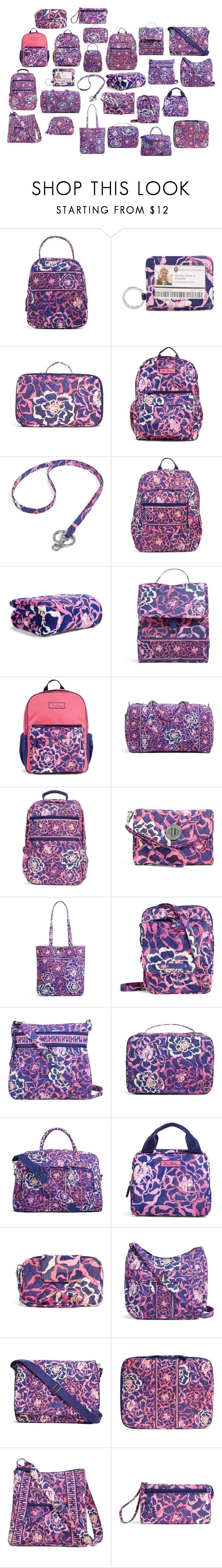 """Vera Bradley Katalina Pink"" by sup-16 on Polyvore featuring Vera Bradley"