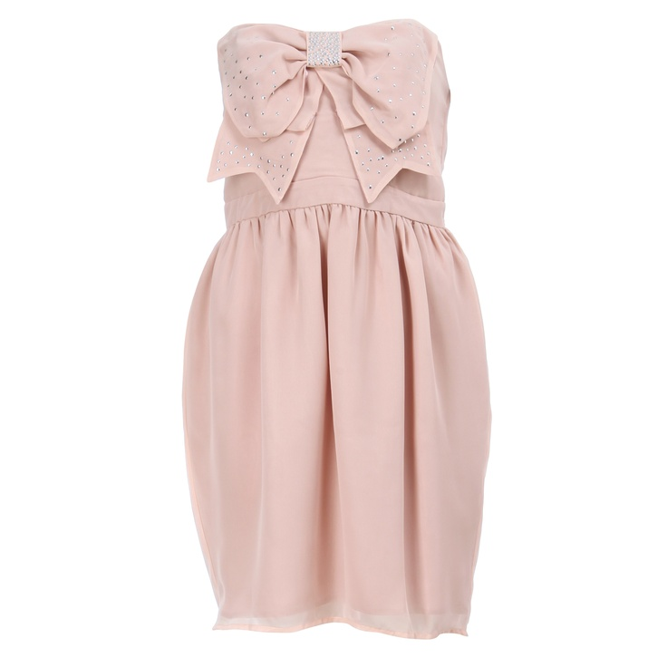 Just bought it for my summer grad ball! It's not something I would normally pick, but I like it, and the fact that I fitted into the size 8 (UK) is nothing to do with it.....