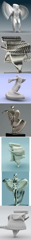 //Peter Jansen #art #sculptures