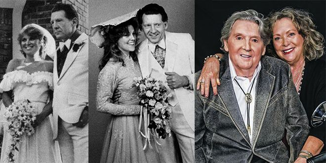 jerry lee lewis, wives, shawn stephens, fifth wife, married, divorced, kerrie mccarver, sixth wife, judith brown, seventh wife